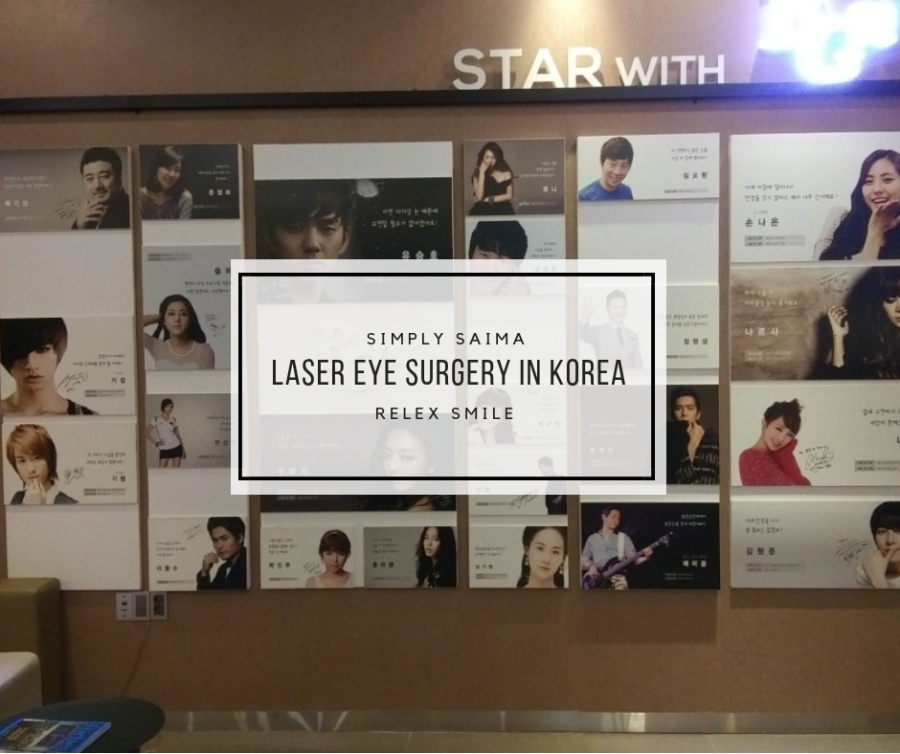 Laser Eye Surgery Experience